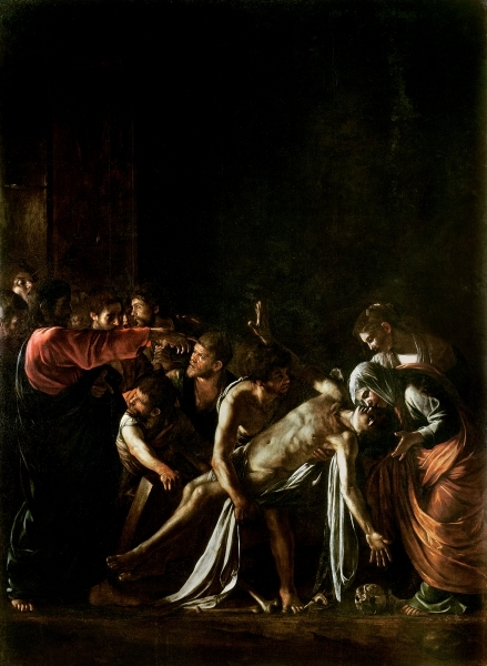 Image result for death of lazarus