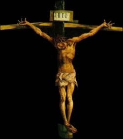 """Behold the life-giving Cross on which was hung the salvation of the world."""