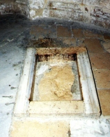 Jesus' Footprint