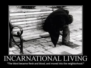 Incarnational Living
