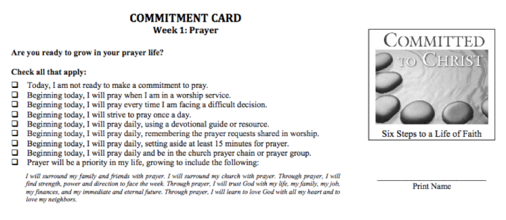 commitment-card