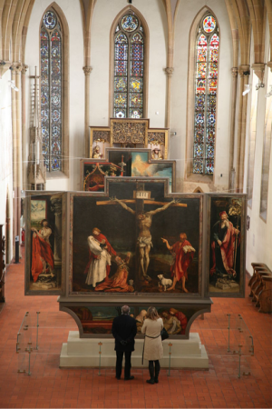 the-isenheim-altarpiece