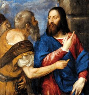 Peter's rebuke