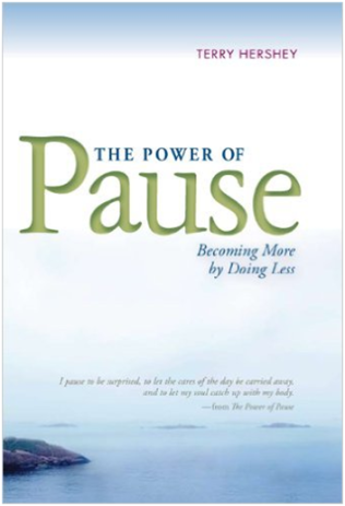 Power of Pause cover